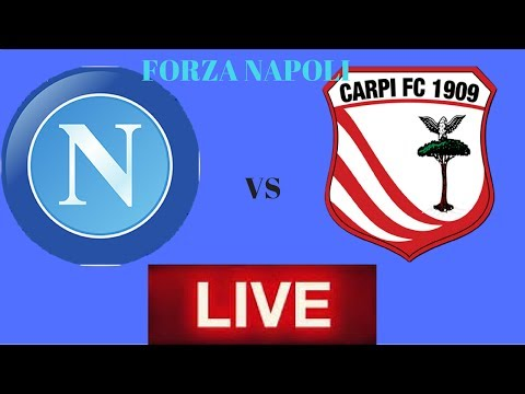 NAPOLI-CARPI LIVE STREAMING!! ESCLUSIVA PREMIUM