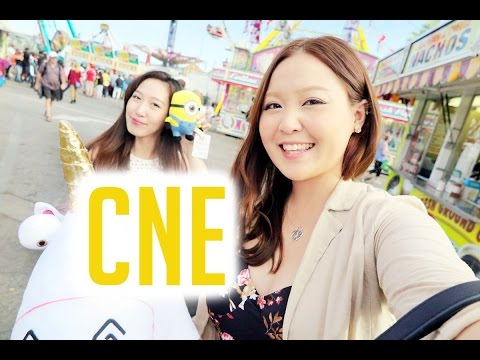 TORONTO VLOG: Fun at CNE (Canadian National Exhibition)