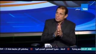 مساء الانوار -  عادل المامور  يشرح  لماذا حارس المرمى بيساوي نص الفريق