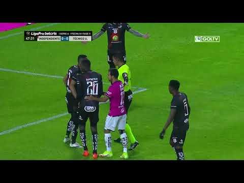 Independiente del Valle Tecnico U. Goals And Highlights