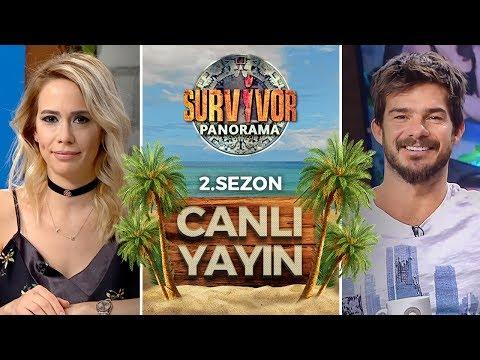 Survivor Panorama 2.Sezon | 107.Bölüm - Kıbrıs'tan Canlı Yayın