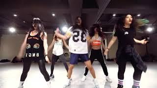 [Mirrored] 7/11 - Beyonce / Mina Myoung Choreography - 1 MILLION - Tutorial