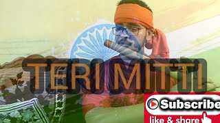 #TeriMitti    #IndependenceDay    #kesari #flutecover    #PranjalTiwary