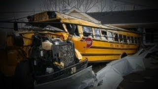 Tornado Hero: Bus Driver Saves Kids
