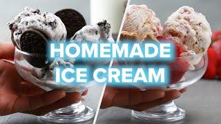 6 Homemade Ice-Cream Recipes To Beat The Heat •Tasty