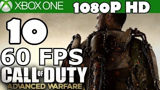 Call of Duty Advanced Warfare Walkthrough Part 10 Gameplay 60 FPS Let