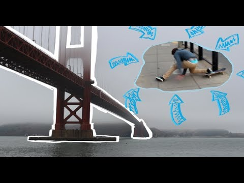 SPLITS IN SAN FRANCISCO - AMERICA TRIP EP.2