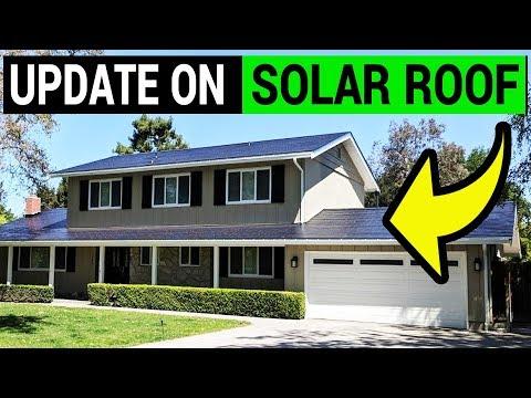 Tesla Solar Roof: the Latest Scoop