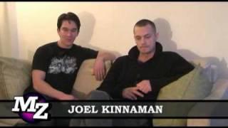 Interview w/ Joel Kinnaman & Daniel Espinosa