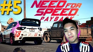 NEED FOR SPEED PAYBACK FR #5 - LIGUE 73 VAINCUE