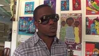 Interview de Mr Los Johnson  Vidéaste Martiniquais Réalisé par Mr Romy Mirefleur  pour Canal g.net