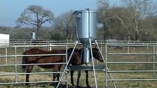 Automatic Horse Feeders - Feed Smart - Conner Farm - Hempstead, TX  - Follow Up