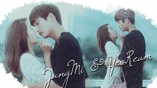 JangMi & YeoReum    А мы, не мы...