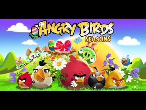 Je me Detend sur Angry birds