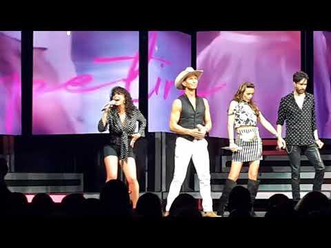 El ciclo - Timbiriche - En vivo Auditorio Nacional Mexico 2017