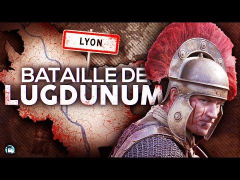La terrible chute de la capitale des Gaules - La bataille de Lugdunum (Lyon) - Nota Bene