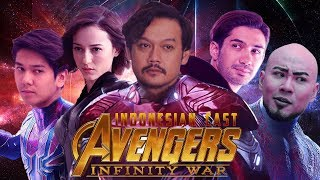 Avengers Infinity War INDONESIA
