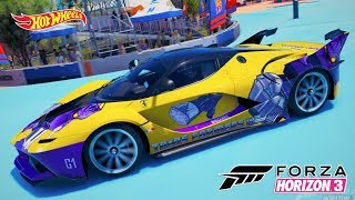 Ferrari Fxx K Transformers Jogo Forza Horizon 3 Gameplay