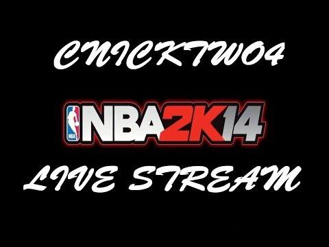 NBA 2k14 LIVE STREAM | ONLINE RANKED MATCH