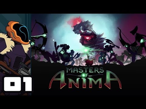 Let's Play Masters of Anima - PC Gameplay Part 1 - Go Forth My Pikminions!