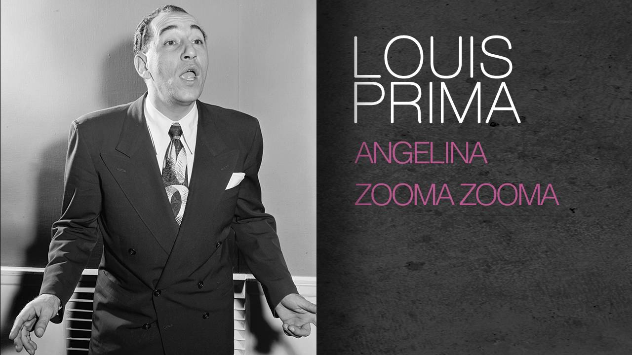 Louis Prima – Angelina Lyrics | Genius Lyrics