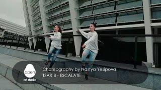 Jah Khalib feat. Roma Bestseller - До луны - Choreography by Nastya Yesipova - Open Art Studio