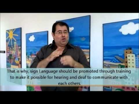 the importance of teaching sign language Learning and understanding sign language isn't just for the hearing impaired the importance of learning sign language in teaching sign language to.