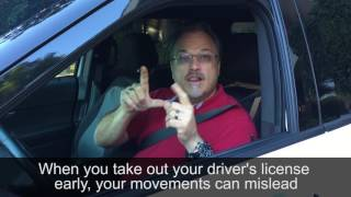 What To Do When You're Pulled Over By Police Officer