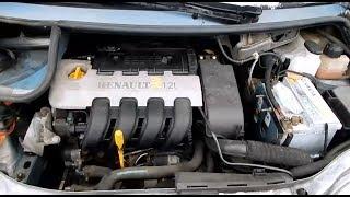 Problème de moteur avec une Renault Twingo 1.2 16V. (FRANÇAIS)