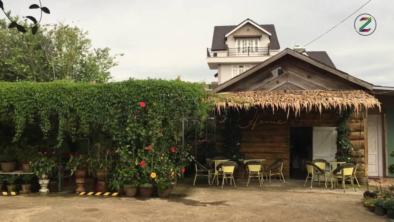 Home Coffee Đà Lạt top 10 quán cafe đẹp nổi tiếng cảm giác như đang ở nhà