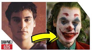 Jak zmienili się aktorzy z filmu Joker?
