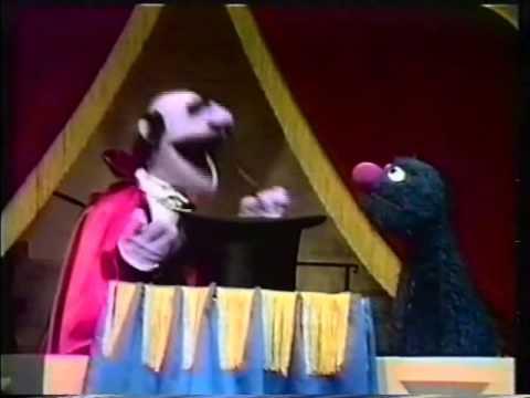 Sesamstraße - Der Große Mumpitz: Kaninchen-Trick - mit Grobi