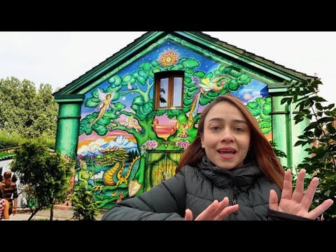 Avrupanın Ortasında Hiçbir Yasağın Olmadığı Şehir! Christiania