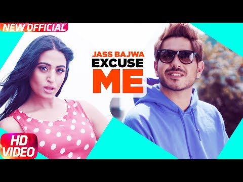 Excuse Me | Full Video | Jass Bajwa | Deep Jandu | Latest Punjabi Song 2017 | Speed Records