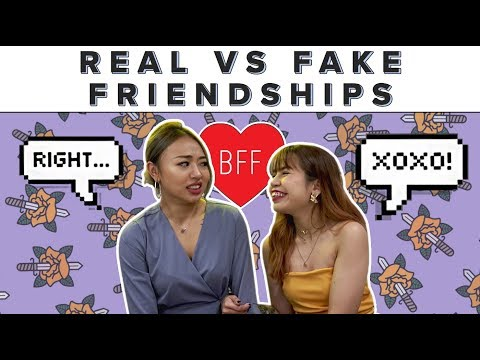 Real VS Fake Friendships | ZULA ChickChats: EP 64