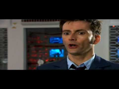 "Doctor Who - ""State your name, rank, and intention."""