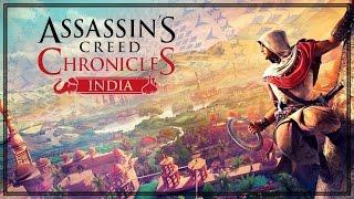 【刺客教條編年史:印度】中文遊戲劇情 #1 - Assassin's Creed Chronicles: India - 刺客信条编年史:印度 - 超高畫質遊戲影片
