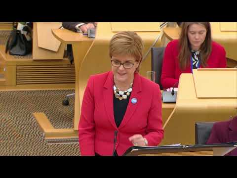 First Minister's Questions - 4 October 2018