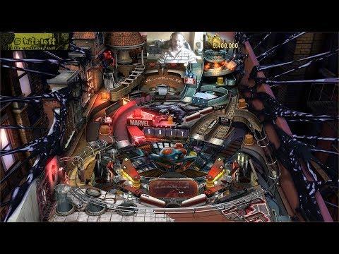 Pinball FX3 Table Mini-Review - 23 - Venom (PC 1080p60)