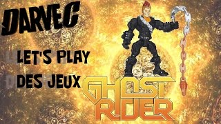 Darvec TEST : Les jeux Ghost Rider (PSP et GBA)