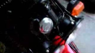 Honda Ruckus horn upgrade (bigger, better, louder)