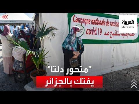 -متحور دلتا- يفتك بالجزائر.. وعودة إلى الحجر المشدد  - نشر قبل 3 ساعة