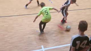 FK Hodonín U11 K - MFK Vyškov » Hodonín 2.12.2018