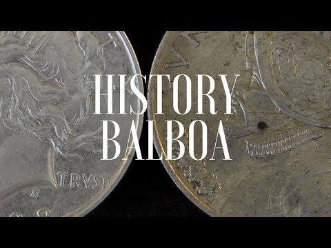 Silver History Sunday - The Panama Balboa