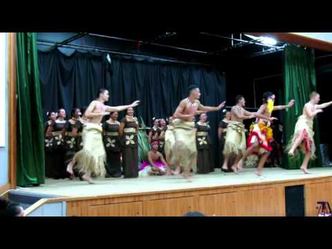 FVHS 2014 Pasifika By Nature