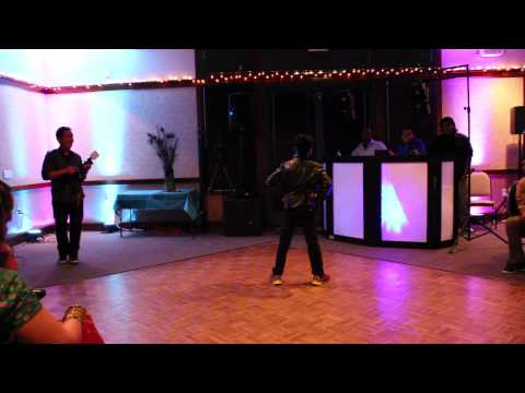 Arnav Dance Performance at friend's party -