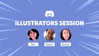 Drawing in Discord with the Creators of We Bare Bears, Bao, and Bee and PuppyCat