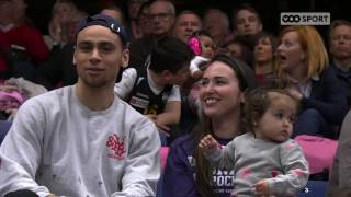 EuroMillions Basketball League - Les highlights : Antwerp Giants - Ostende (90-80) (06.05.2017)