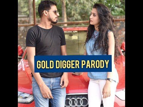 GOLD DIGGER  (PARODY)