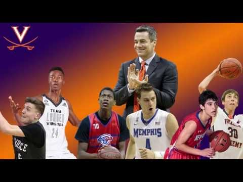 Young Firepower - UVA Basketball 2016-17 Recruiting Class